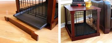 How To Make End Table Dog Crate by Amazon Com Large Cage With Crate Cover Pet Crates Pet Supplies