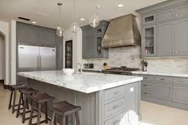 gray painted kitchen cupboards 55 gray color kitchen cabinets ideas roundecor
