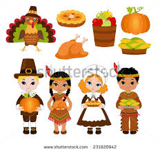 thanksgiving pilgrims indians stock images royalty free images