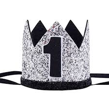number 1 headband 11 90 maticr glitter baby boy girl birthday crown number 1