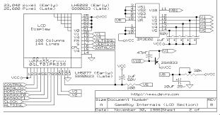 schematics console related schematics nfg games gamesx