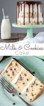 milk u0026 cookies cake a childhood favorite gets an extreme makeover