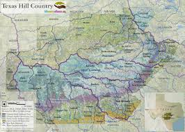 country maps maps hill country alliance