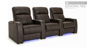 berkline home theater seating seatcraft sonoma 7000 home theater seating 4seating