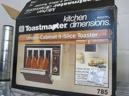 Under Counter Toaster Under The Cabinet Toaster Mf Cabinets