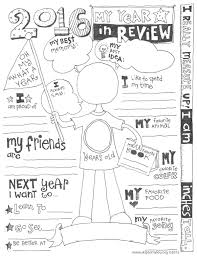 2015 year in review printable new year u0027s printables pinterest