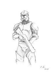 fast sketch stormtrooper by lukacakic on deviantart