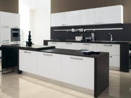 black white and kitchen ideas modern kitchen black white ideas best and popular modern kitchen