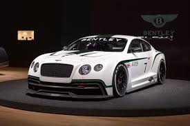 bentley continental gt3 r racecar bentley showcases north american debuts extravaganzi