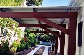 Aluminum Patio Covers Dallas Tx by Simple Ideas Metal Patio Covers Delightful Outdoor Ideas