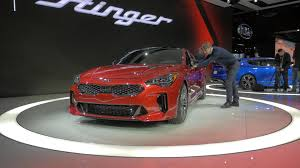 the kia stinger gt won u0027t get a manual but the us does get a