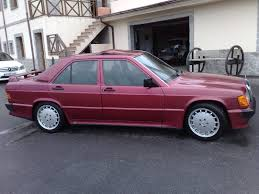 1993 Mercedes Coupe How To Identify A 1988 1993 Mercedes W201 190e 2 5 16 Valve
