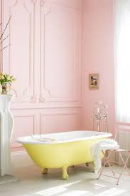 wall design pink wall paint design pink and brown wall painting
