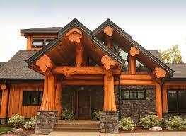 custom home builders washington state artisan log homes handcrafted canadian custom log homes