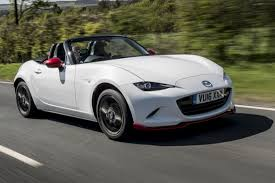 mazda mx5 mazda mx 5 icon special edition to make goodwood debut evo