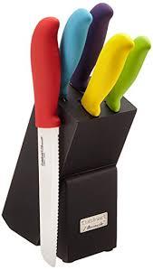 cuisinart kitchen knives cuisinart c59ce c6p 6 ceramic cutlery knife