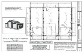 by sds cad specialized design systemsgarage apartment floor plans