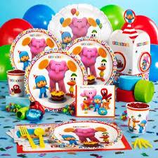 pocoyo party supplies pocoyo party kids birthday