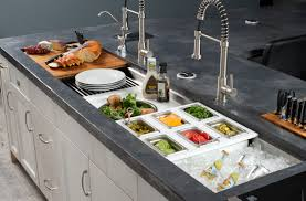 The Kitchen Collection Reinventing The Kitchen Sink Hydrology U0027s New Galley Collection