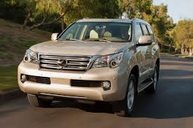 lexus gx platform consumer reports labels 2010 lexus gx 460 as a