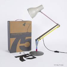 Amazon Anglepoise Desk Lamps Anglepoise Paul Smith Launch Type 75 Edition Two Desk Lamp If