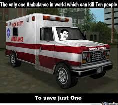Ambulance Meme - this ambulance by areth meme center