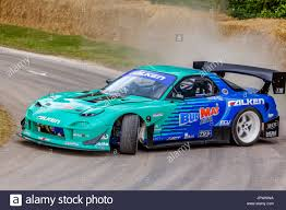 mazda car and driver 1999 mazda rx 7 drift car with driver james deane at the 2017 stock