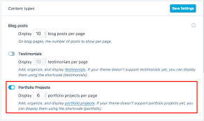 How Do You Set A Table by Portfolios U2014 Support U2014 Wordpress Com