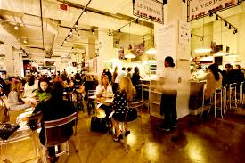 the breslin bar and dining room downtown dining elite eateries turning lower manhattan into a
