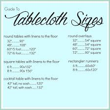 best 25 tablecloth sizes ideas on pinterest banquet table