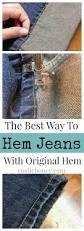 best 25 sewing jeans ideas on pinterest hem jeans diy crafts