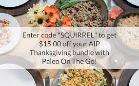 no fuss paleo aip thanksgiving with potg a squirrel in the kitchen