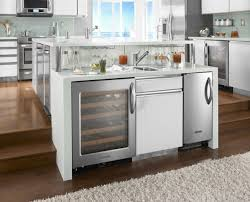 Kitchen Explore Your Kitchen Appliance by Two Level Custom Kitchen With Wolf And Sub Zero Kitchen Appliances