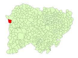 Salamanca Spain Map by Sobradillo Salamanca Wikipedia