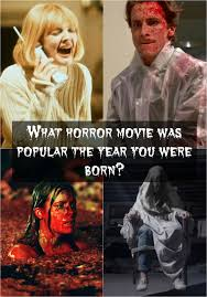 binge every single top rated horror movie since 1965 for halloween