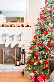 Christmas Home Decoration Pic Christmas Home Tour 2015 Yellow Bliss Road