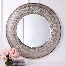 large circular wall mirrors 90 cute interior and charming design