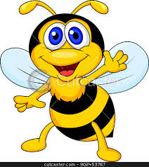 bee clipart bee clipart no background clipart panda free clipart images
