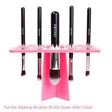 Makeup Emk docolor 26 mix size makeup brush holder air drying