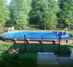 17 best images about pools on pinterest oval above ground pools