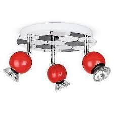 Red Ceiling Lights by Ceiling Lights Light Fittings U0026 Chandeliers Ebay