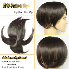 wigs for women with thinning hair female thinning hair on top of head trendy hairstyles in the usa