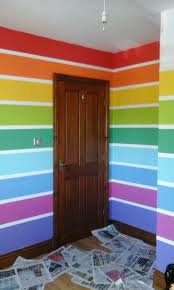 decoration rainbow room kids beautiful rainbow kids room