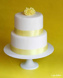 mini yellow wedding cakes i am baker