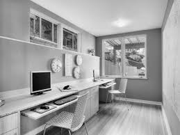 Home Office Desks For Two Office Splendid Contemporary Home Office Design And Also Modern