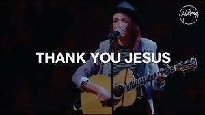 thank you jesus hillsong worship thanksgiving day featured songs