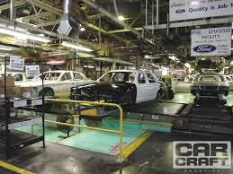 ford mustang assembly plant tour st assembly plant tour rod