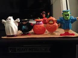 halloween burger burger king mcdonalds halloween toys circa 1995 bonus halloween apu from