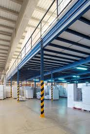 what is a mezzanine floor auxano