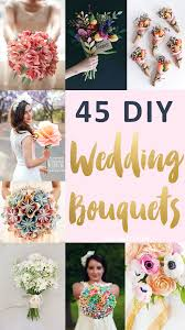 diy bouquet 45 stunning wedding bouquets you can craft yourself cool crafts
